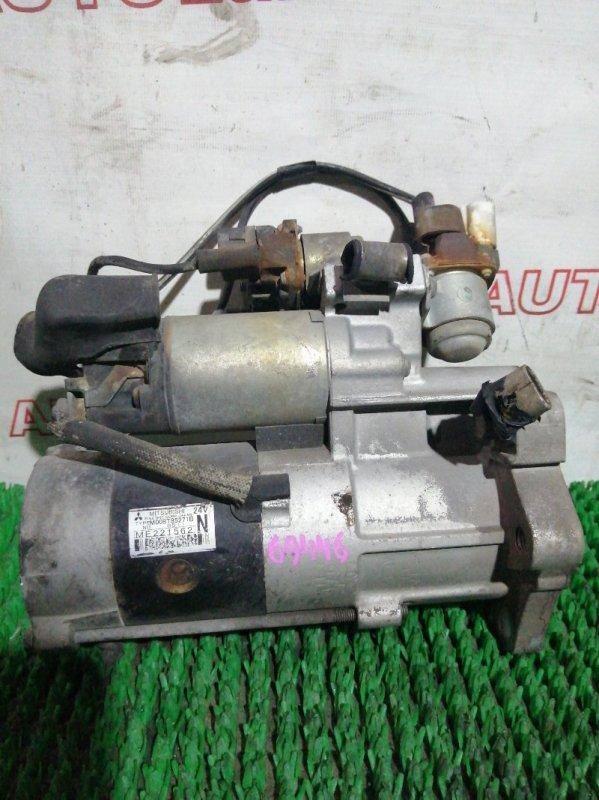 Стартер Mitsubishi Canter 4M51