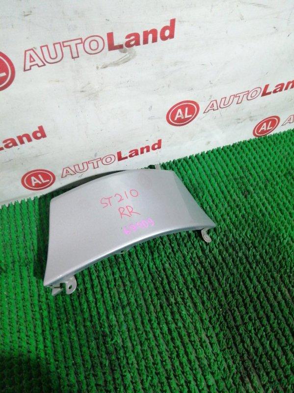 Ресничка Toyota Caldina ST211 задняя правая