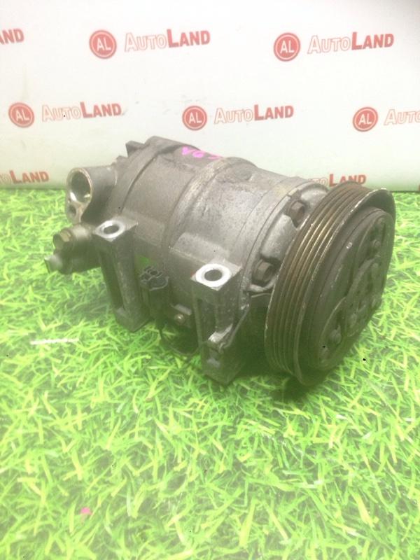 Компрессор кондиционера Nissan Elgrand APE50 VG33