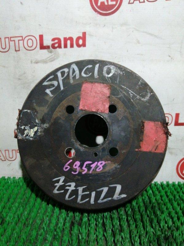 Тормозной барабан Toyota Corolla Spacio ZZE122 1ZZ-FE задний левый