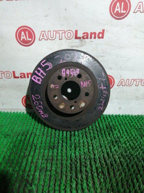 Диск тормозной Subaru Legacy BH5 передний