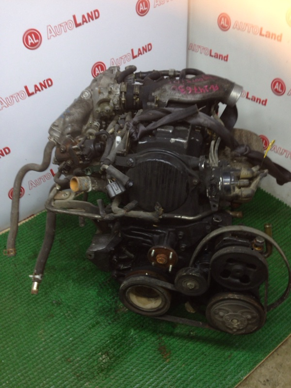 Двигатель Mazda Bongo SE88T F8
