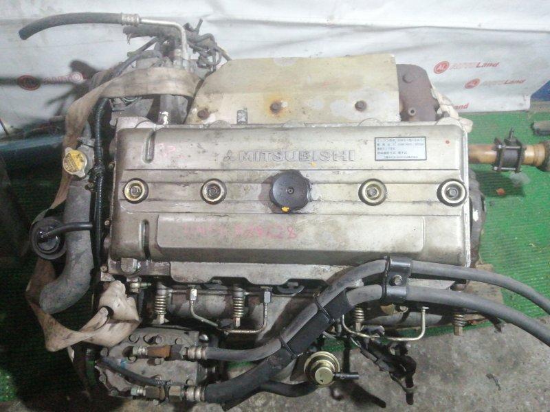 Двигатель Mitsubishi Canter 4M51