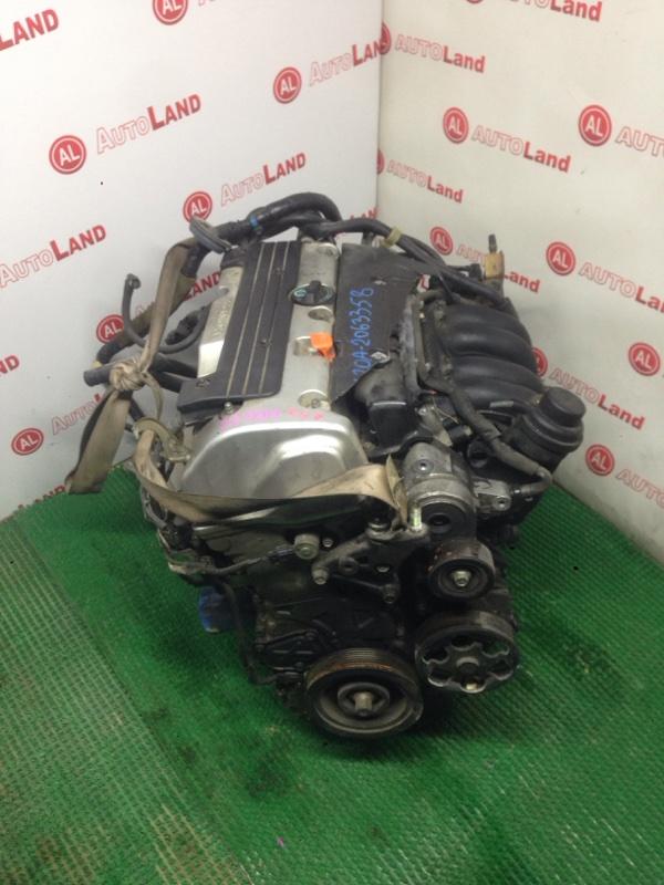 Двигатель Honda Stepwagon RF3 K20A