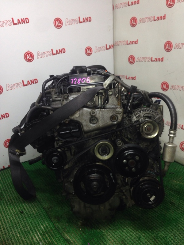 Двигатель Honda Stepwagon RK6 R20A