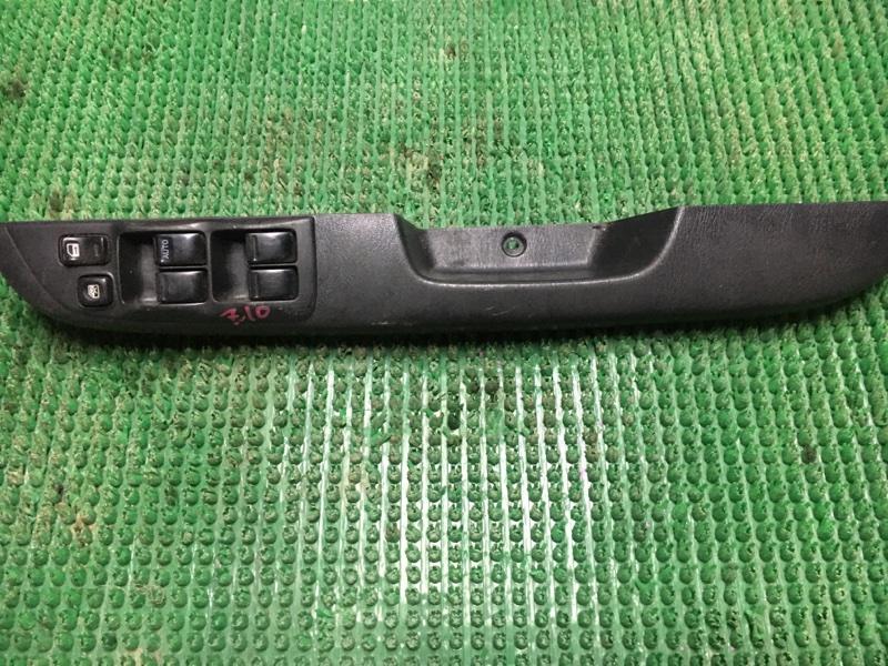 Блок управления стеклоподьемника Nissan Cube Z10 передний правый
