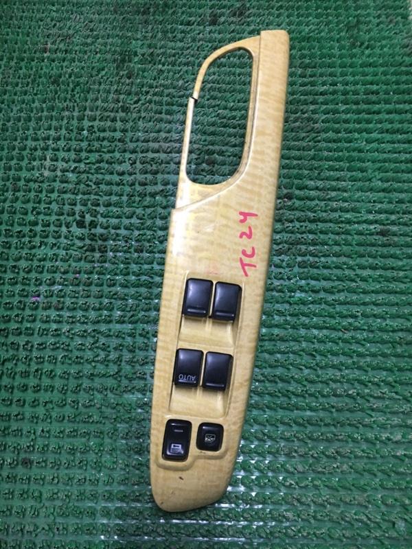 Блок управления стеклоподьемника Nissan Serena TC24 передний правый