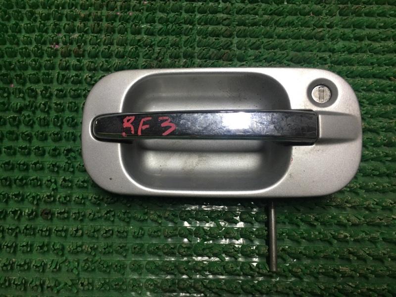 Ручка двери внешняя Honda Stepwagon RF3 передняя левая