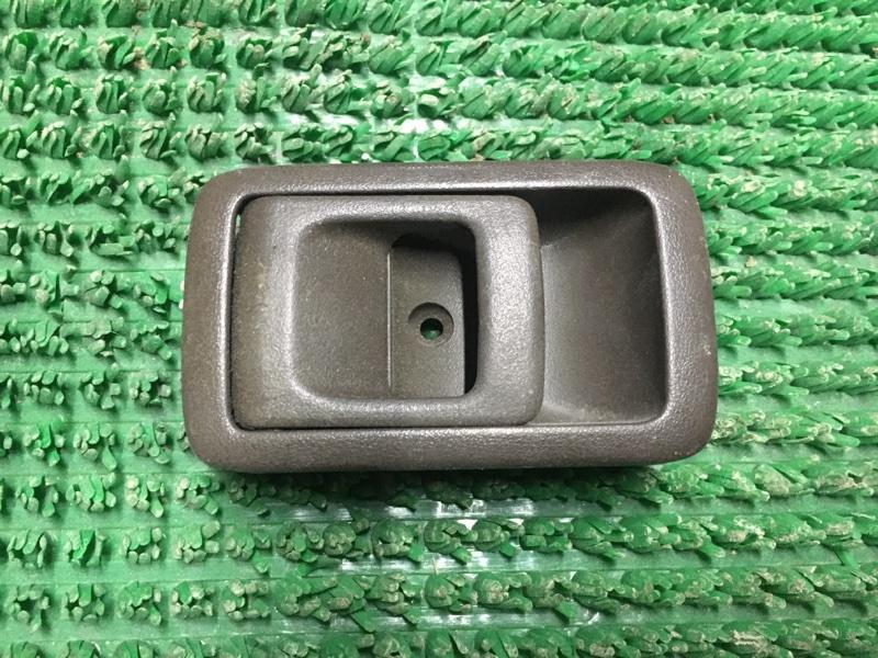 Ручка двери внутреняя Toyota Corona ST170 передняя левая