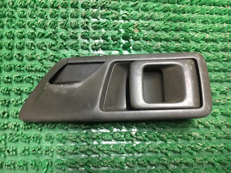 Ручка двери внутреняя Toyota Corona ST170 задняя левая