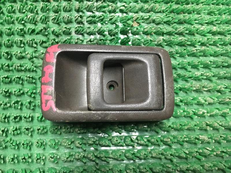 Ручка двери внутреняя Toyota Corona ST170 передняя правая