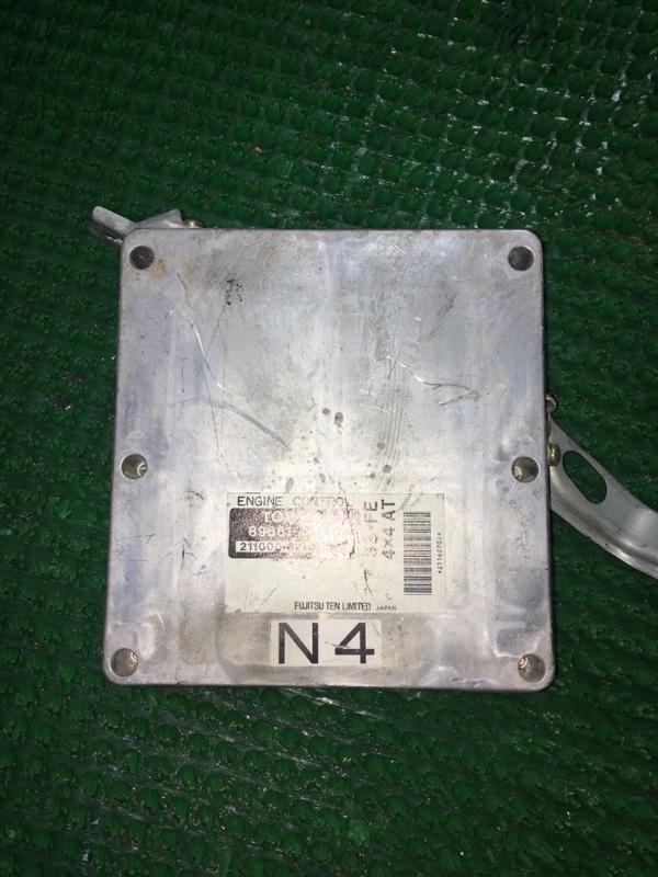 Блок управления двс Toyota Caldina ST210 3S- FE