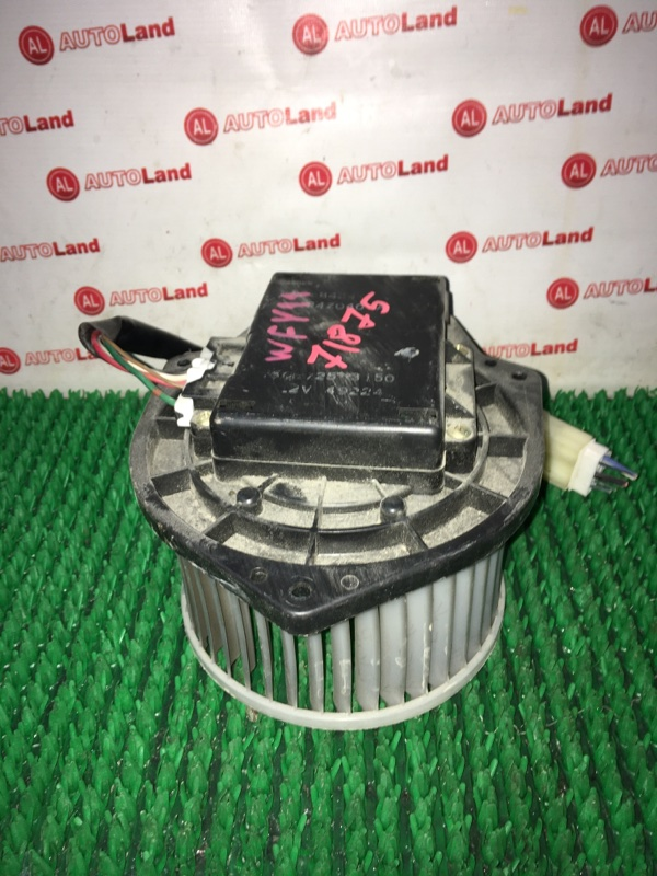 Мотор печки Nissan Wingroad Y11