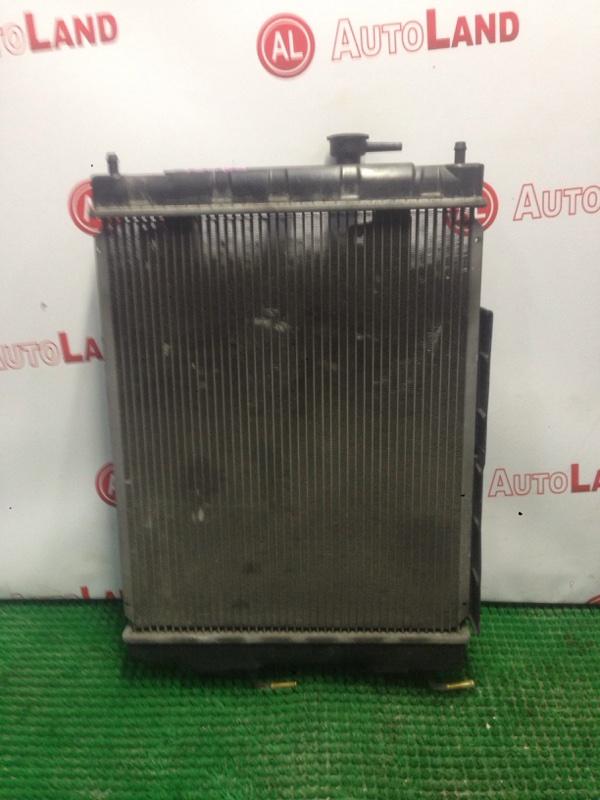 Радиатор основной Nissan Cube Z10