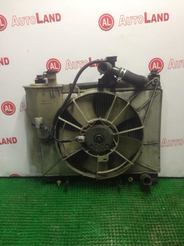 Радиатор основной Toyota Platz NCP12