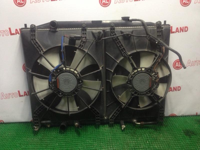Радиатор основной Honda Stepwagon RK6