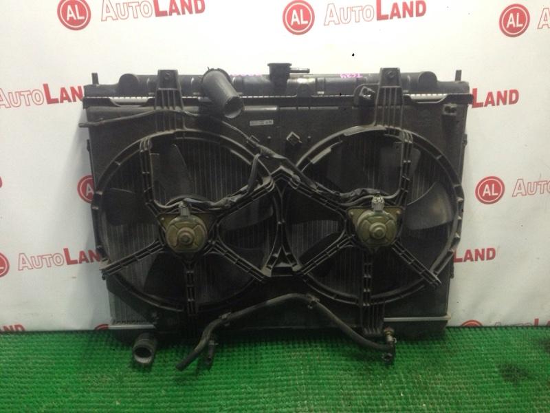Радиатор основной Nissan Serena TC24