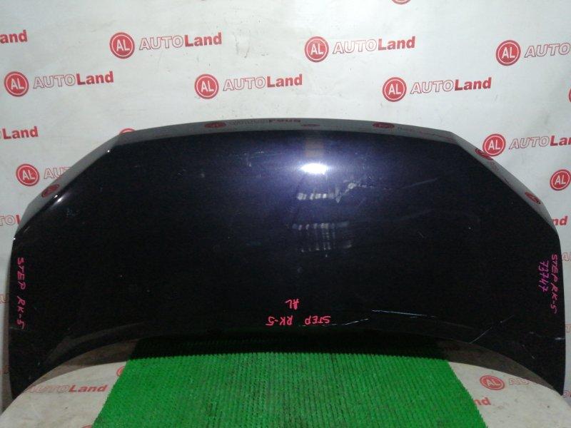 Капот Honda Stepwagon RK5