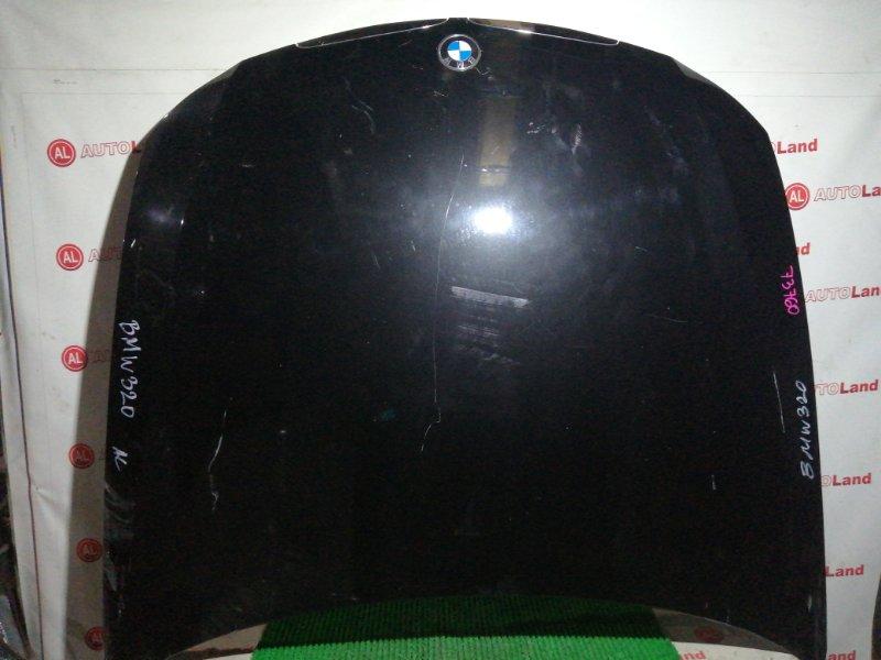 Капот Bmw 320 E90