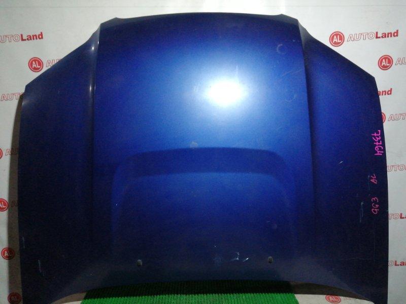 Капот Subaru Impreza GG3