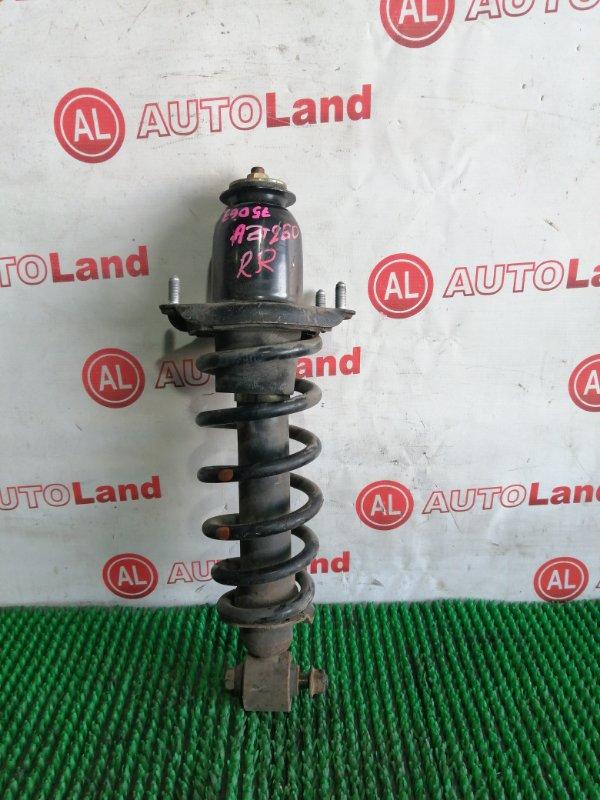 Стойка Toyota Avensis AZT250 задняя правая