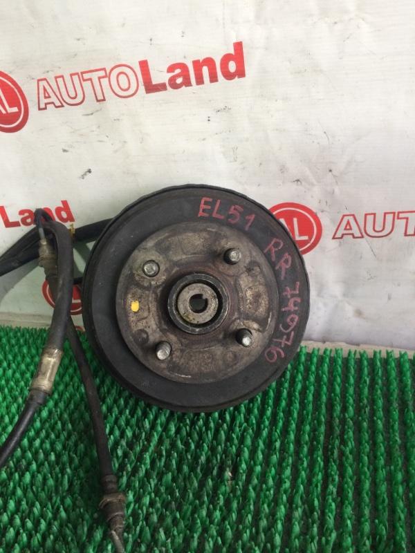 Ступица Toyota Corsa EL51 задняя правая