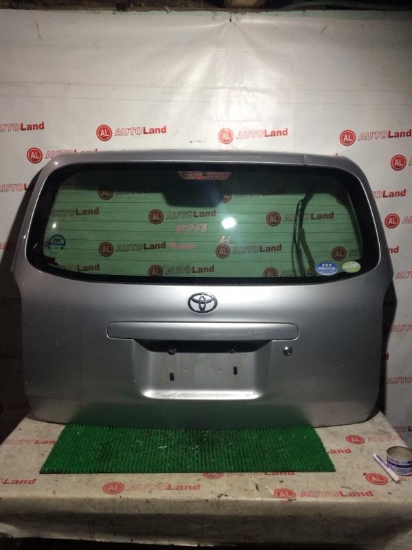 Дверь 5я Toyota Probox NCP58