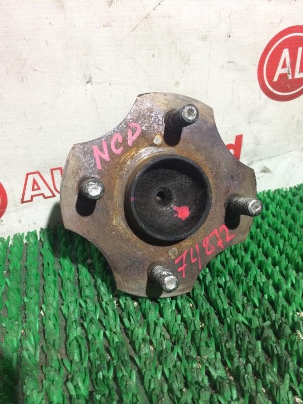 Ступичный узел Toyota Funcargo NCP20 задний