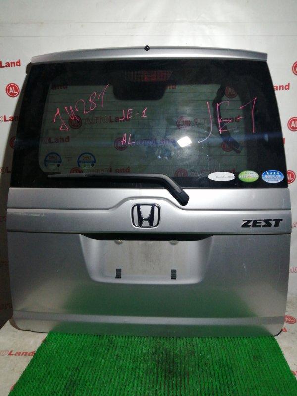 Дверь 5я Honda Zest JE1