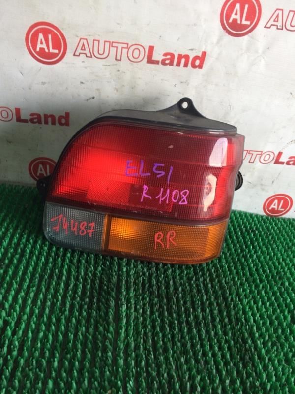 Стоп-сигнал Toyota Corsa EL51 задний правый