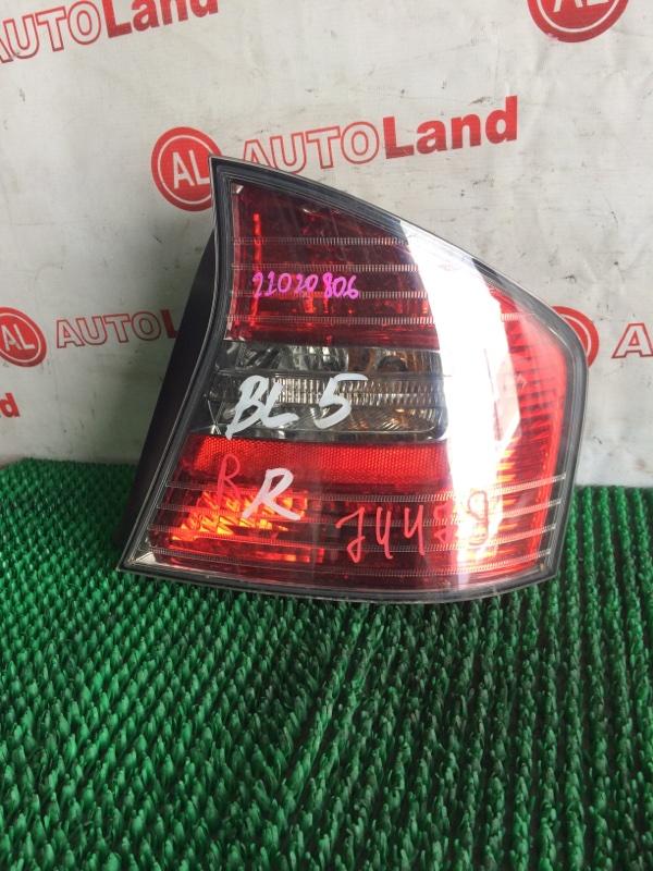 Стоп-сигнал Subaru Legacy BL5 задний правый