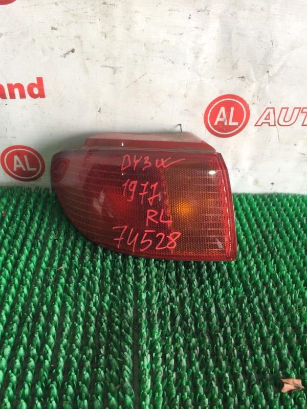 Стоп-сигнал Mazda Demio DY3W задний левый