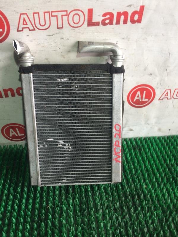 Радиатор печки Toyota Funcargo NCP20