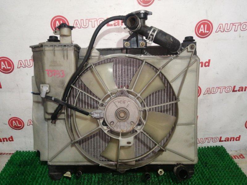 Радиатор основной Toyota Funcargo NCP21