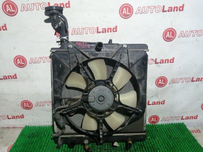Радиатор основной Honda Zest JE1