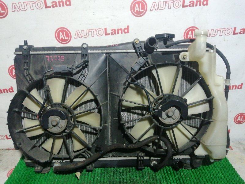 Радиатор основной Honda Stream RN1