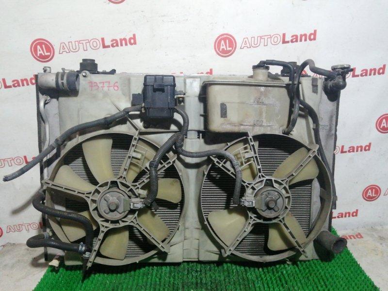 Радиатор основной Toyota Alphard ANH10 2AZ-FE