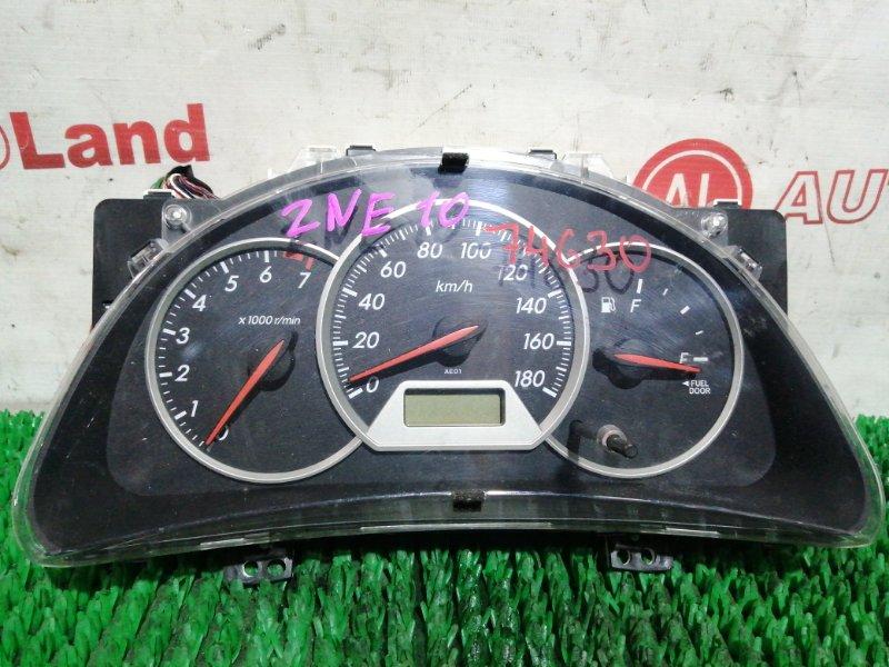 Щиток приборов Toyota Wish ZNE10