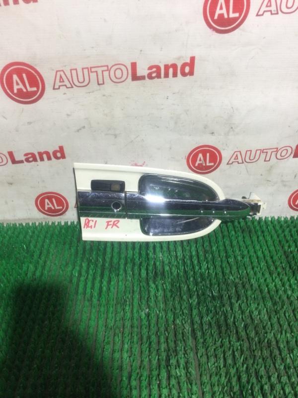 Ручка двери наружняя Honda Stepwagon RG1 передняя правая