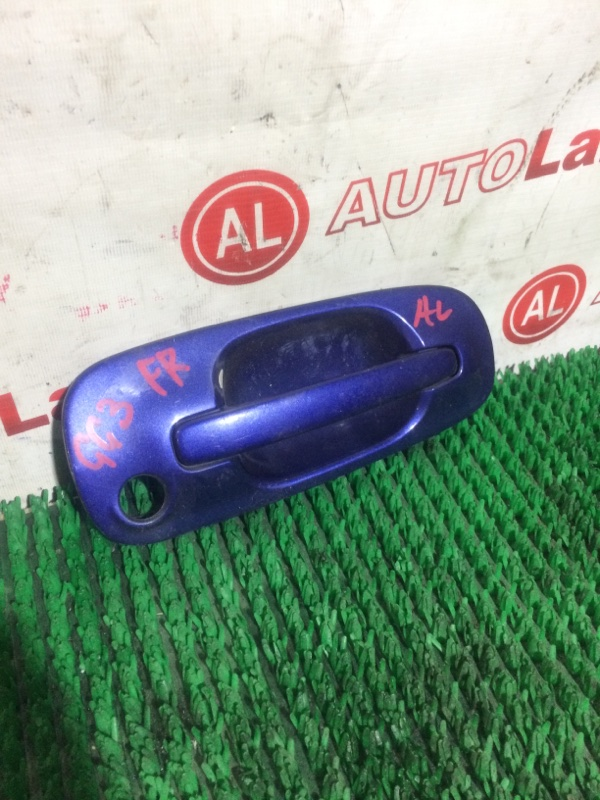 Ручка двери наружняя Subaru Impreza GG3 передняя правая