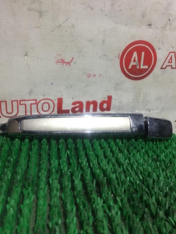 Ручка двери наружняя Nissan Teana J31 задняя левая