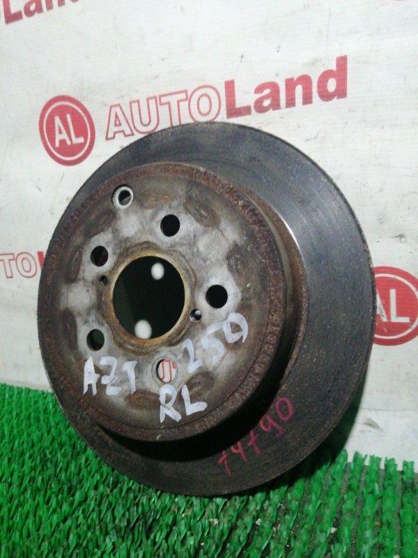 Диск тормозной Toyota Avensis AZT250 задний