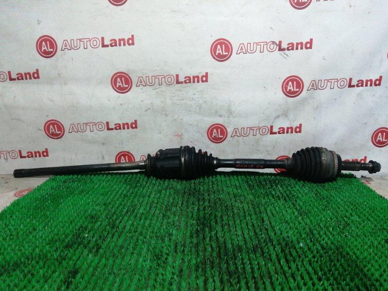 Привод Toyota Alphard MNH15 передний правый
