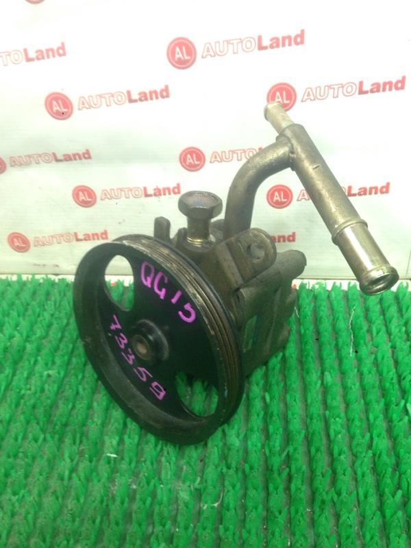 Гидроусилитель Nissan Sunny FB15 QG15DE