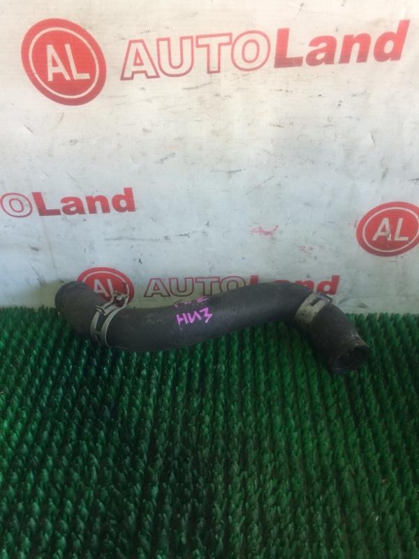 Патрубок радиатора Toyota Funcargo NCP21 1NZ-FE нижний