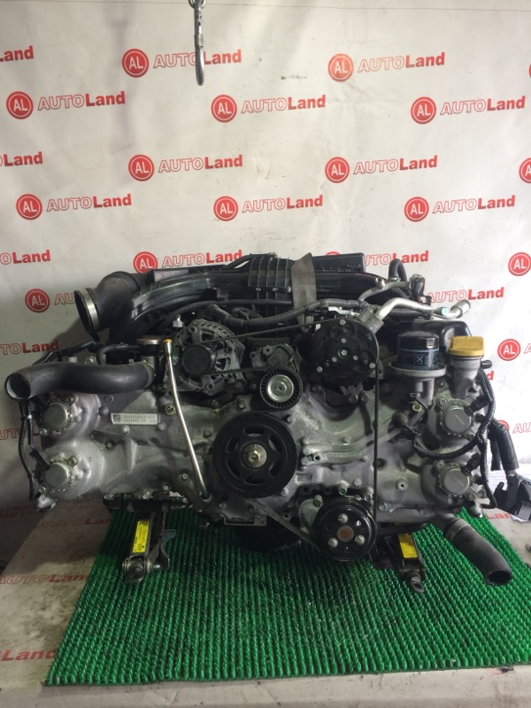 Двигатель Subaru Impreza GP7 FB20