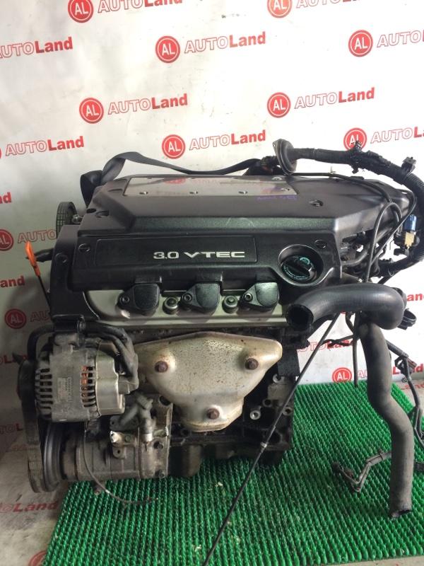 Двигатель Honda Odyssey RA9 J30A