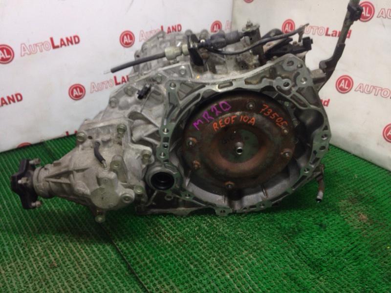 Акпп Nissan Serena CNC25 MR20DE