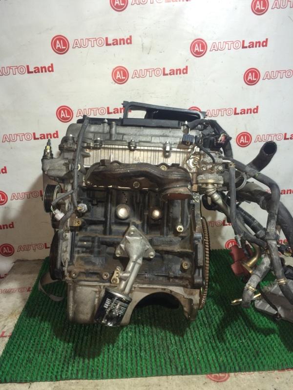 Двигатель Toyota Ractis SCP100 2SZ-FE
