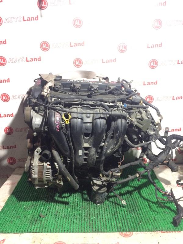 Двигатель Mazda Atenza GGES LF-VE